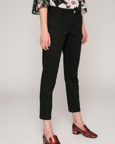 Свободные брюки с карманами с поясом Sh