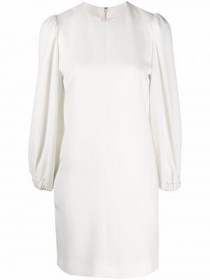 Белое платье трапеция Victoria, Victoria Beckham
