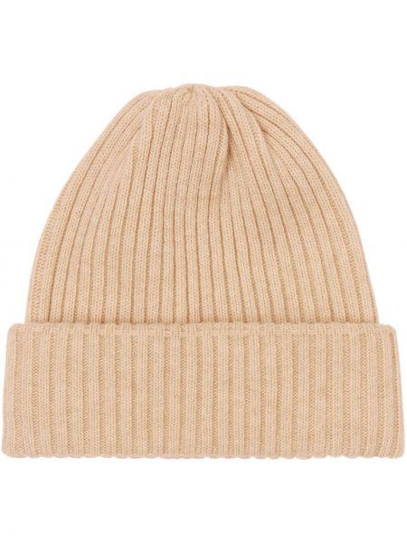 Trykotowy kapelusz klasyczny Burberry