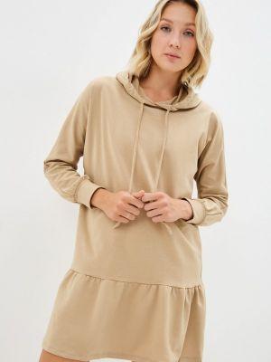 Платье - бежевое Haily's
