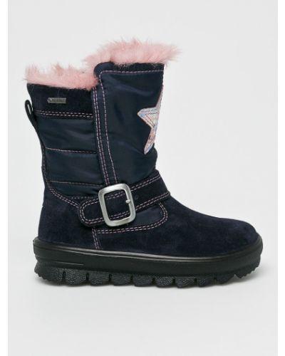 Ботинки зимние теплые Superfit