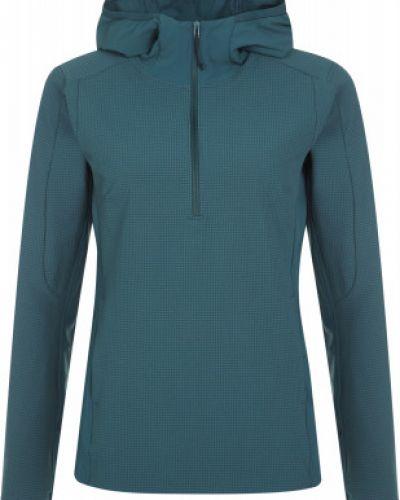 Свободная синяя куртка на молнии Mountain Hardwear