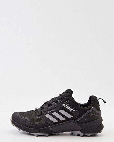 Черные кроссовки осенние Adidas