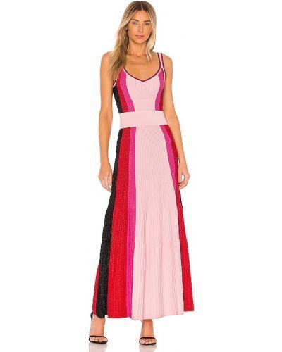 Свободное розовое деловое платье Elliatt