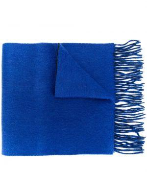 Синий шарф N.peal