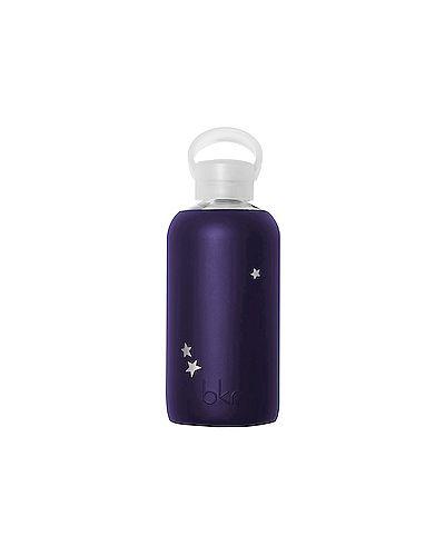 Бутылка для воды синий маленький Bkr