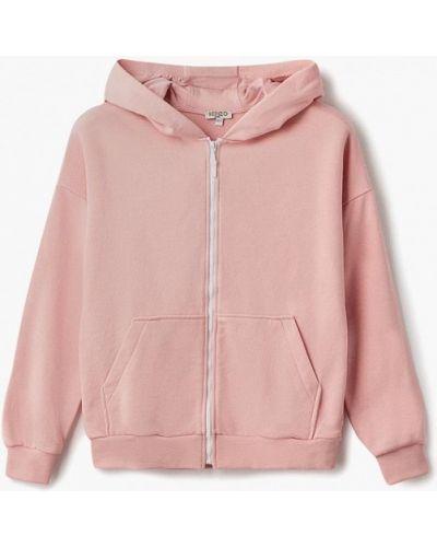 Розовая толстовка Kenzo