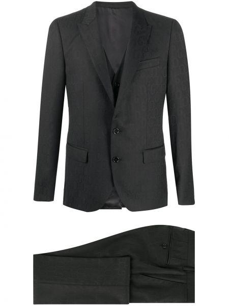 Garnitur kostium z nadrukiem Dolce And Gabbana