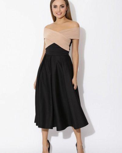 Коктейльное платье черное Tutto Bene