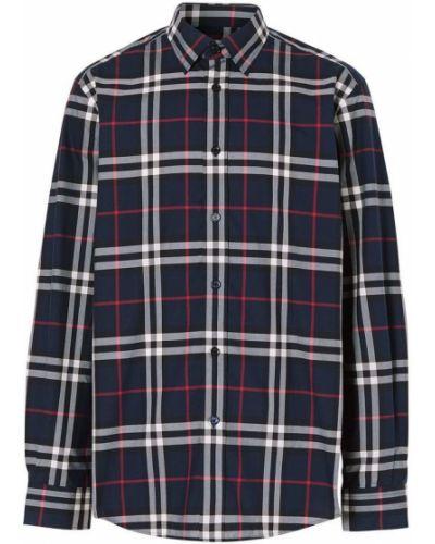 Klasyczna klasyczna koszula bawełniana Burberry