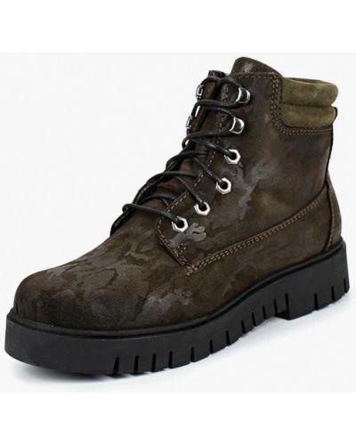 Кожаные ботинки осенние Dali