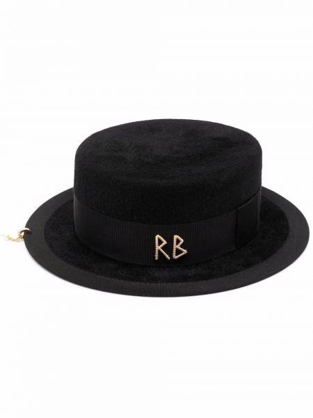 Фетровые шляпа - черные Ruslan Baginskiy