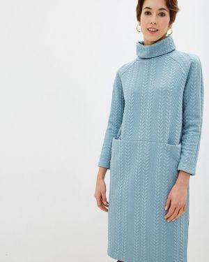 Платье вязаное осеннее Profito Avantage