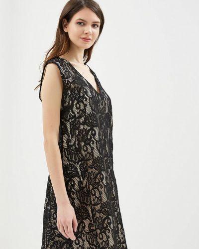 Черное платье весеннее United Colors Of Benetton