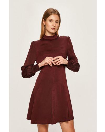 Платье мини закрытое с вырезом Marciano Guess