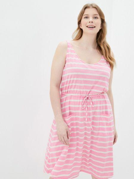 Платье платье-майка розовое Junarose