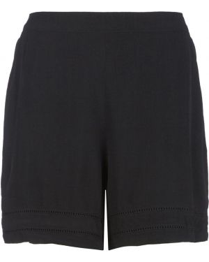 Короткие шорты черные Ichi
