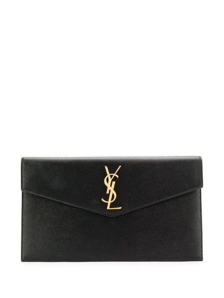 Черная сумка среднего размера Saint Laurent