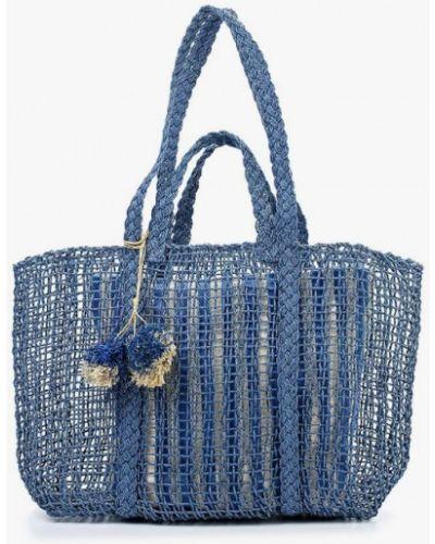 Синяя сумка Noryalli