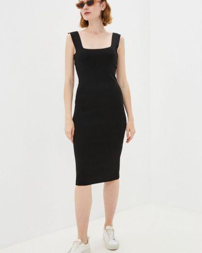 Черное платье футляр Giorgio Di Mare