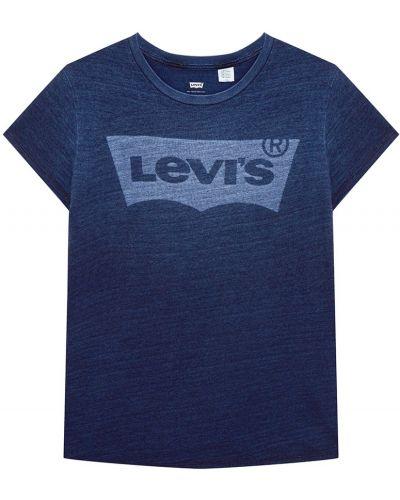 Футболка меланж с логотипом Levi's®