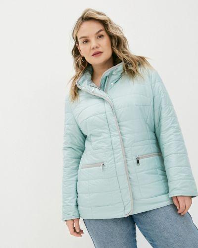 Утепленная куртка - бирюзовая Averi