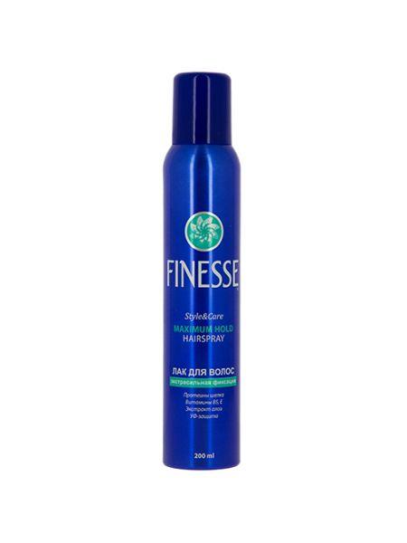 Лак для волос с витаминами Finesse