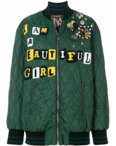 Куртка с камнями Dolce & Gabbana