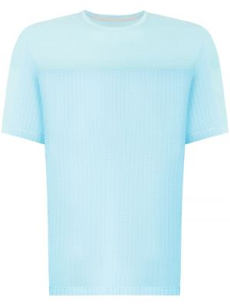 Синяя спортивная футболка для бега Soar