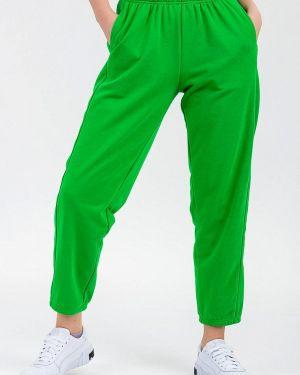 Спортивные брюки - зеленые For Friends