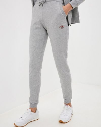 Серые спортивные брюки Lee Cooper