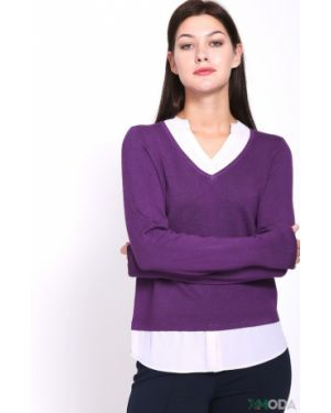 Пуловер фиолетовый Pezzo