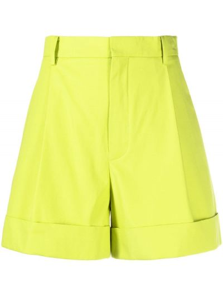 С завышенной талией хлопковые шорты с карманами Sofie D'hoore