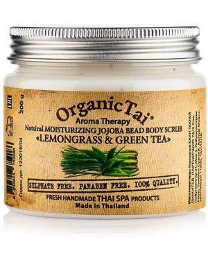 Скраб для тела масляный натуральный Organic Tai
