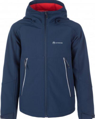 Куртка спортивная синий Outventure