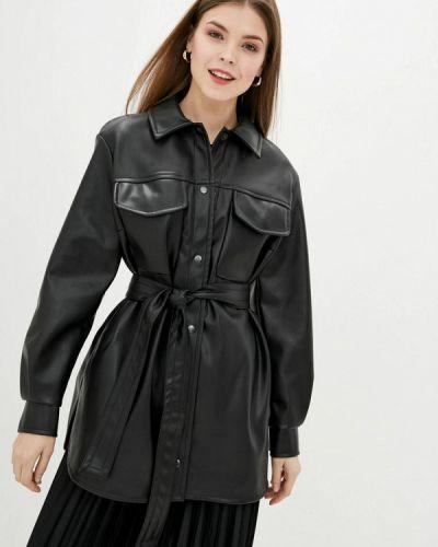 Кожаная куртка - черная Danna