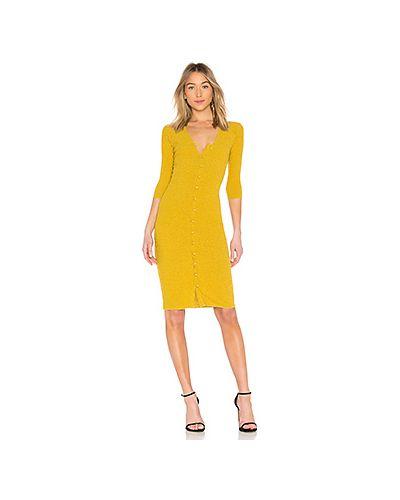 Платье на пуговицах платье-свитер Tularosa
