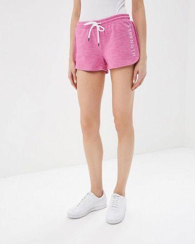 Розовые спортивные шорты Sela