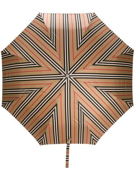 Зонт бежевый Burberry
