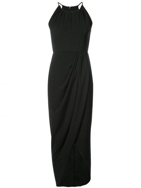 Платье с запахом с драпировкой Shona Joy