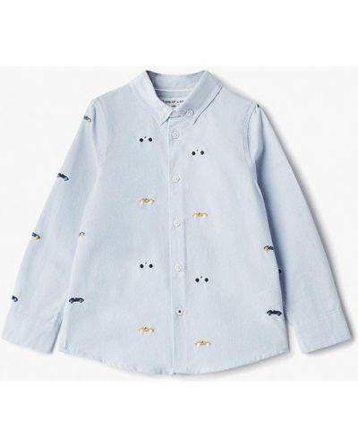 Рубашка голубой Marks & Spencer