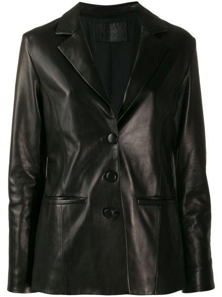 Черный пиджак Drome
