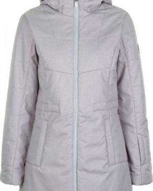 Куртка с капюшоном утепленная спортивная Glissade