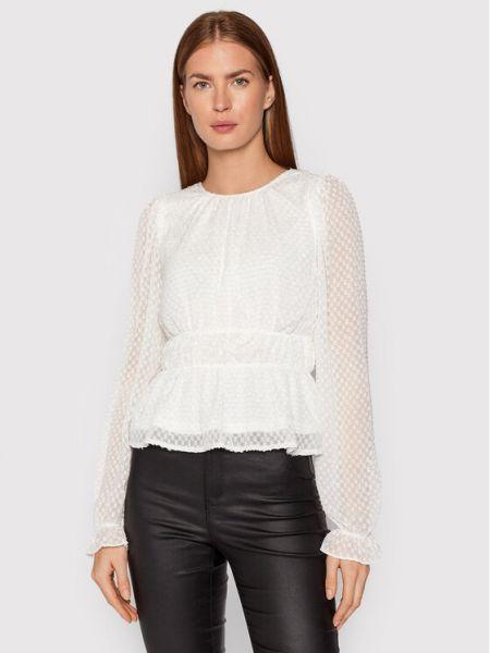 Bluzka - biała Vero Moda