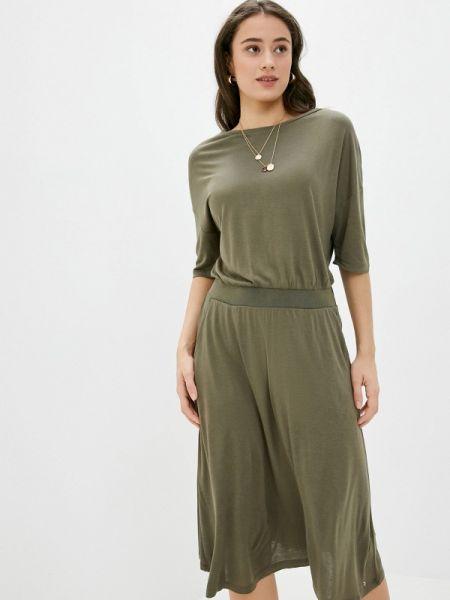 Платье хаки Top Secret