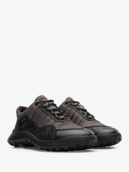 Текстильные кроссовки - черные Camper
