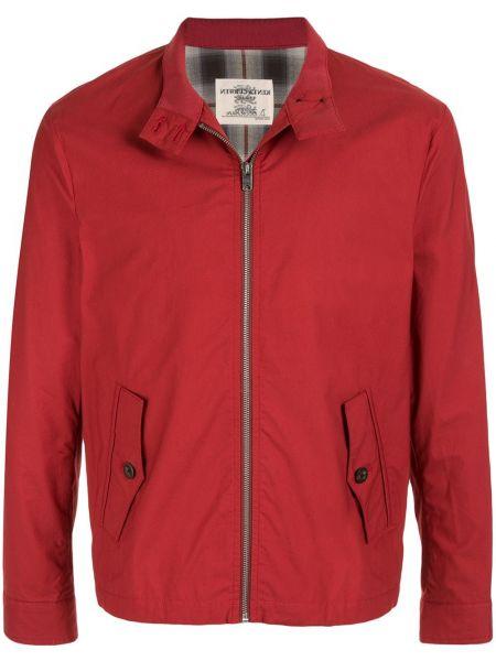 Długa kurtka bawełniana krótki rękaw Kent & Curwen