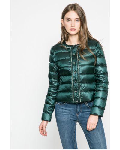Утепленная куртка облегченная с карманами Liu Jo
