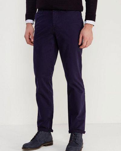 Повседневные синие брюки Angelo Bonetti