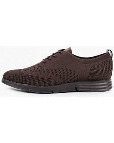 Коричневые туфли Henderson